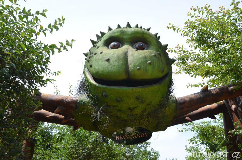 Hmyzákov - Fajn park