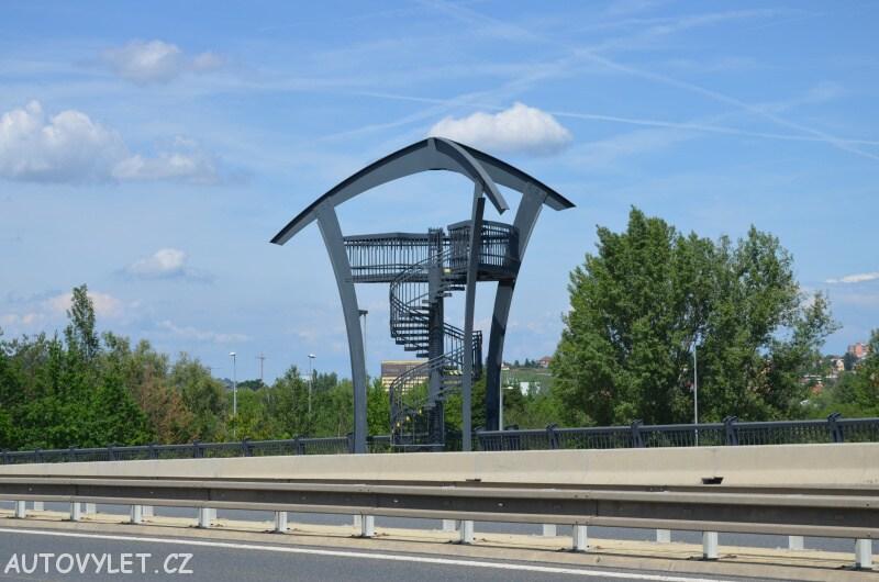 Lahovický most Praha - rozhledna