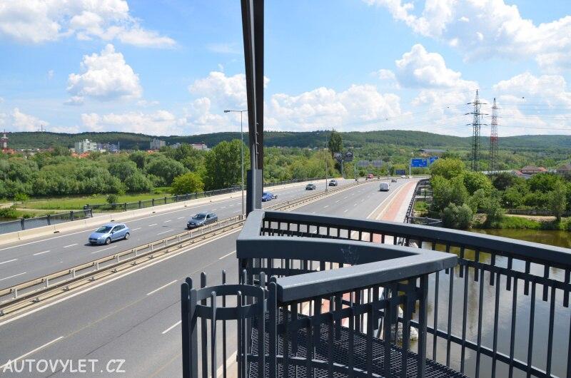 Lahovický most Praha - rozhledna 2