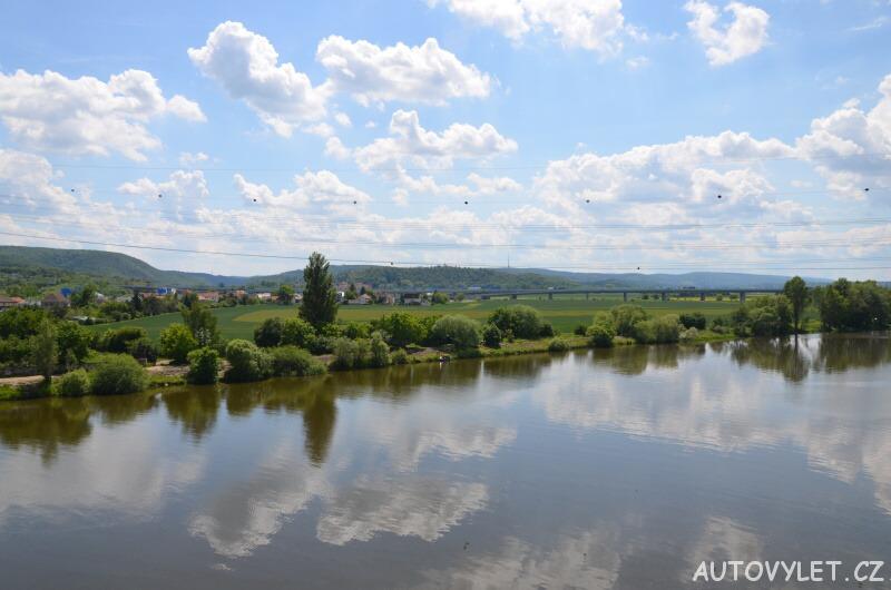 Lahovický most Praha - vyhlídka