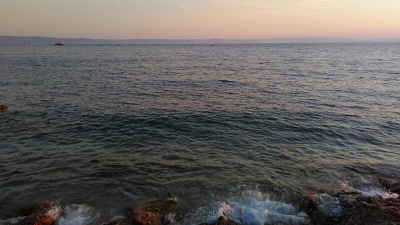 Makarska Chorvatsko moře