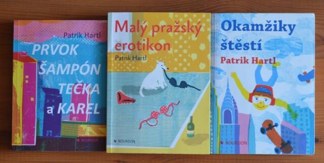 Patrik Hartl knihy