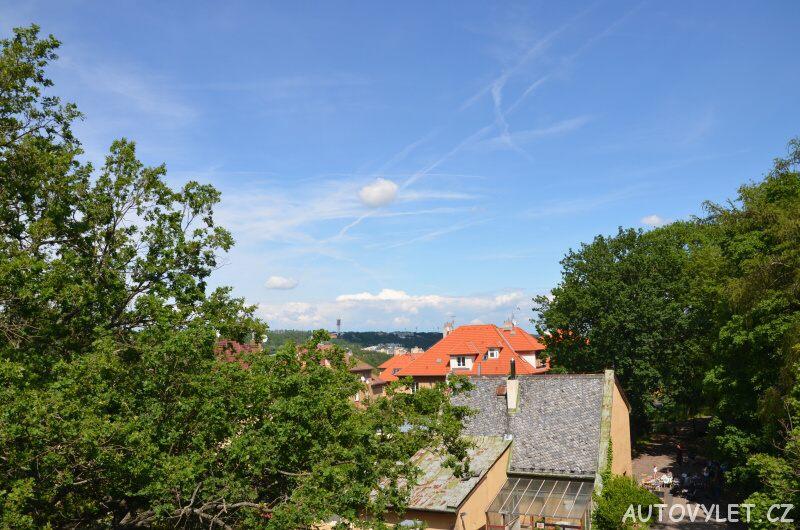 Rozhledna Cibulka - Praha 4