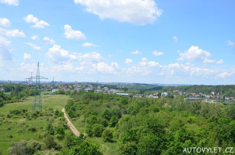 Rozhledna Doubravka Praha - 8