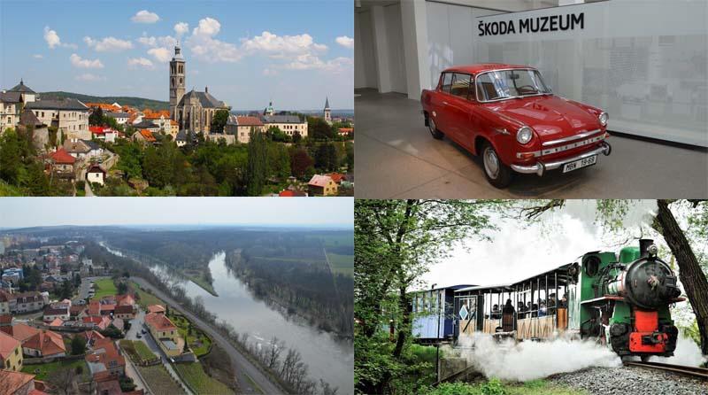 Středočeský kraj - tipy na výlet