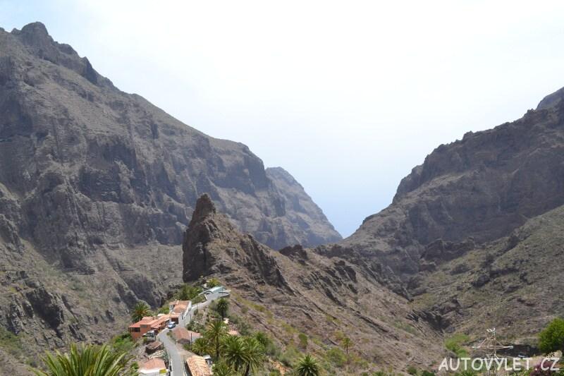 Ostrov Tenerife dovolená