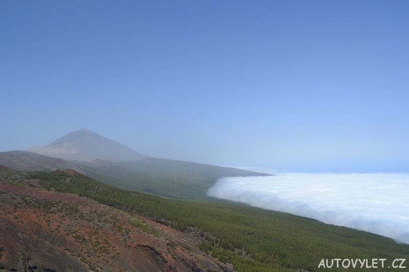 Tenerife ostrov
