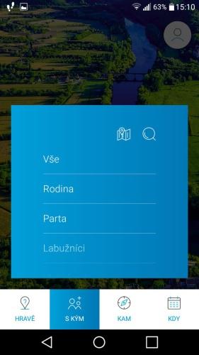 Vlakem na výlet. Nová aplikace od ČD 6
