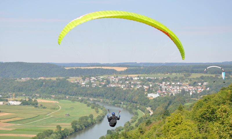 Zážitky.cz - paragliding