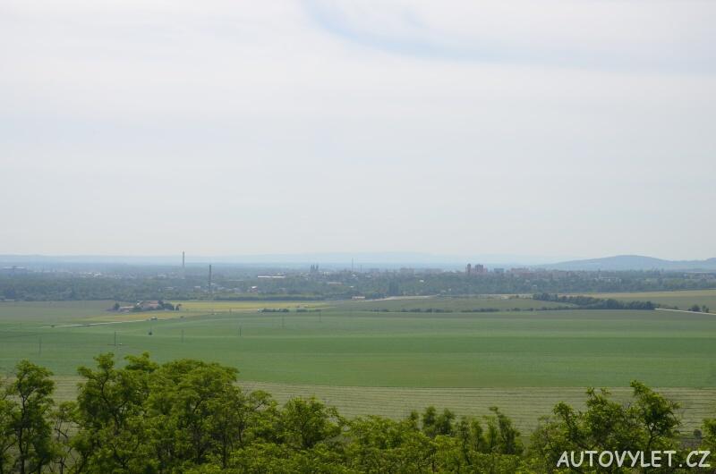 Bedřichova vyhlídka - rozhledna Nová Ves - Kolín 4