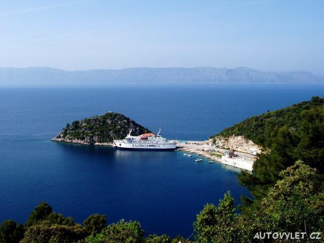 Chorvatsko Dalmácie 4