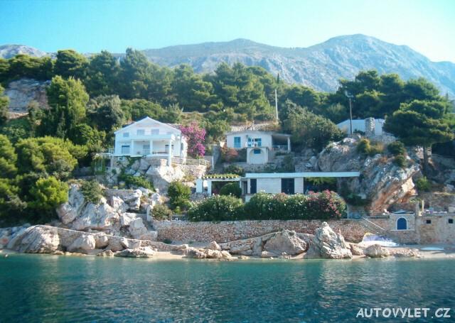 Chorvatsko dovolená 3
