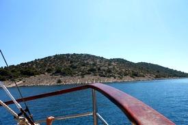 Chorvatsko výlet lodí