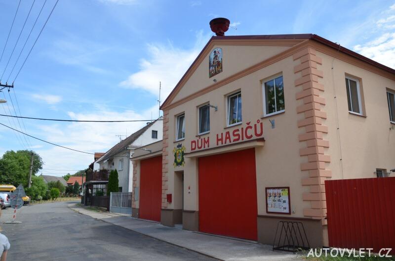 Dům hasičů Želízy