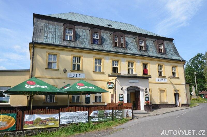 Hotel Lípa - České Švýcarsko