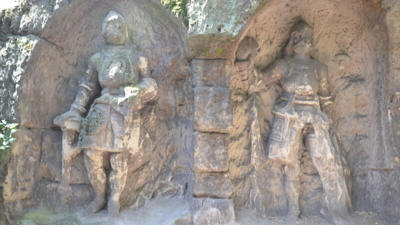 Jeskyně Klácelka - Želízy