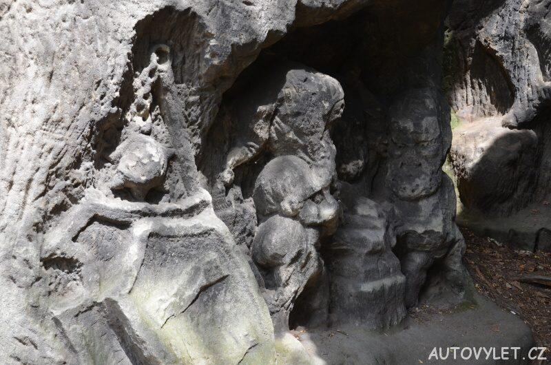 Jeskyně Klácelka - Želízy 2