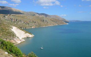 Kefalonia ostrov Řecko