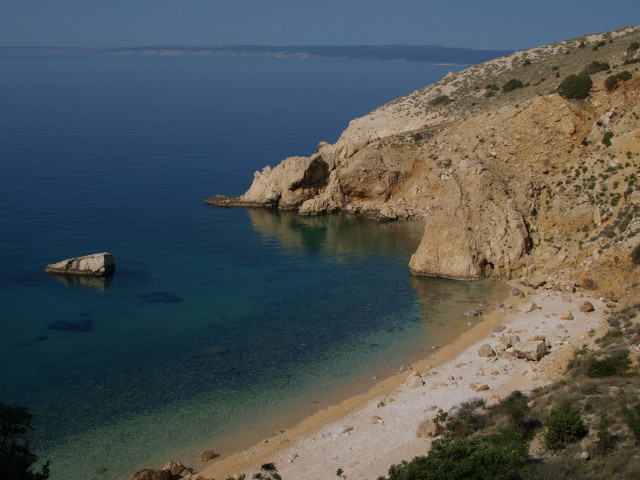 Krk ostrov Chorvatsko 2