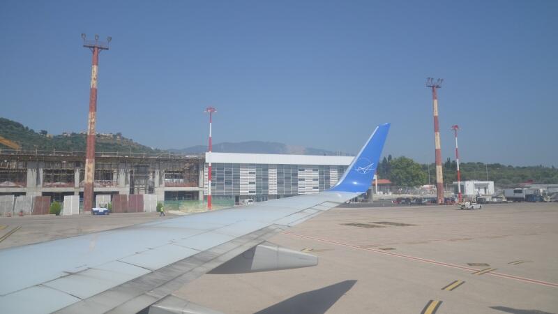 Letiště Kefalonie Řecko