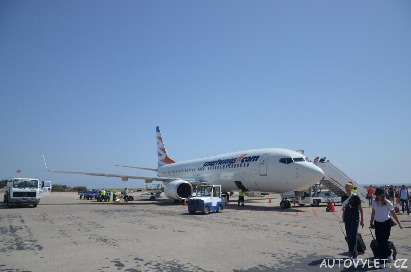 Letiště Kefalonie Řecko 3