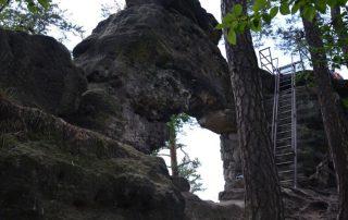 Malá Pravčická brána
