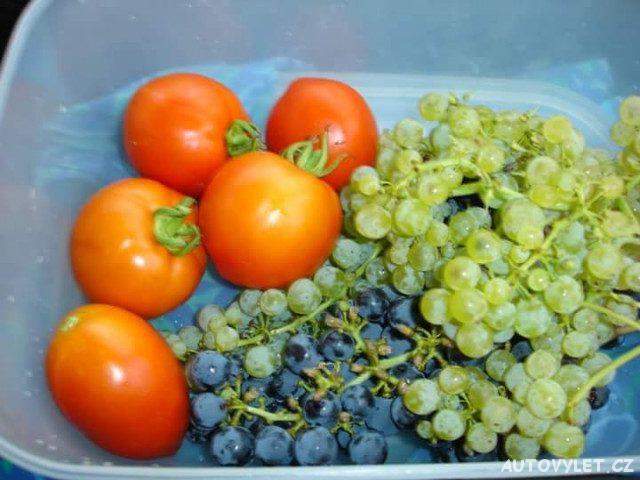 Ovoce zelenina Nin Chorvatsko