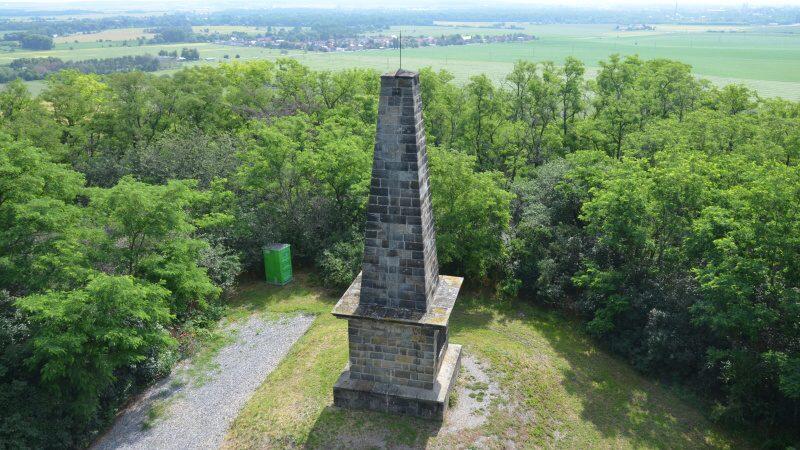 Památník bitvy u Kolína - Nová Ves