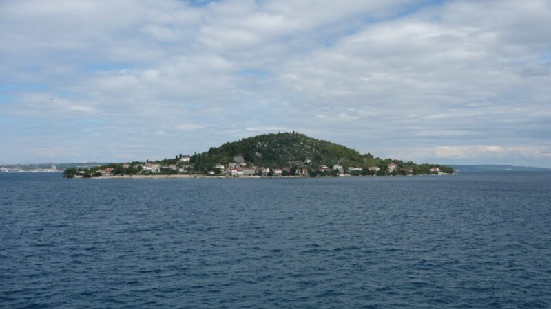 Pašman ostrov - Chorvatsko