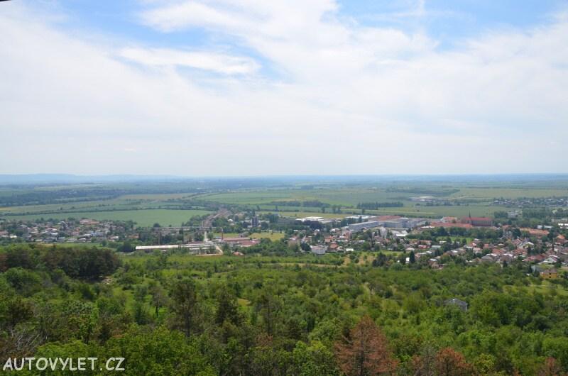 Rozhledna Kaňk (Havířská bouda) - Kutná Hora 3