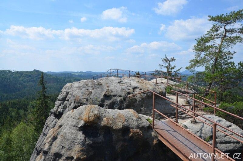 Šaunštejn skalní hrad 2