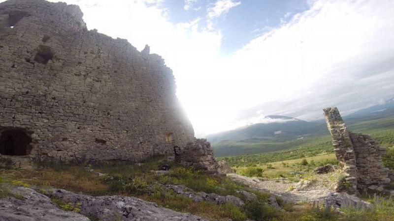 Sinjal - nejvyšší hora Chorvatska