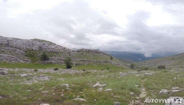 Sinjal - nejvyšší hora Chorvatska 2