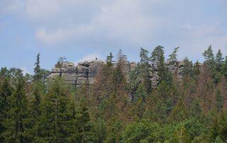 Skalní hrad Šaunštejn