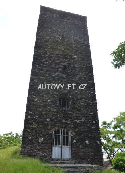 Věž Práchovna - rozhledna Kolín 2