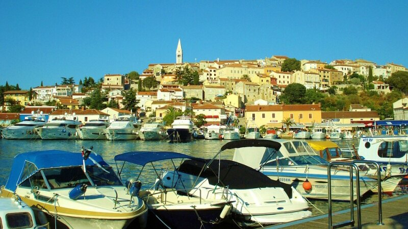 Vrsar Chorvatsko