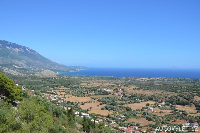 Agios Georgios hrad - Kefalonia Řecko 2