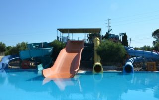 Aquapark Kefalonia Řecko
