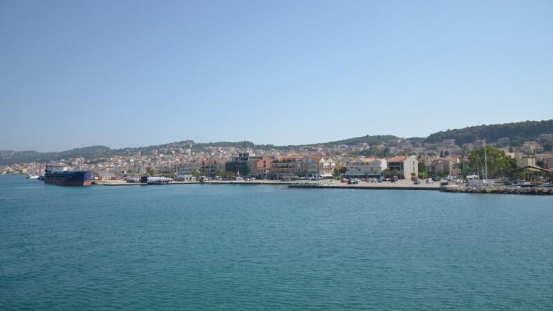 Argostoli Kefalonie Řecko