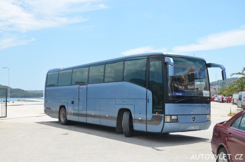 Autobus Fischer Kefalonia