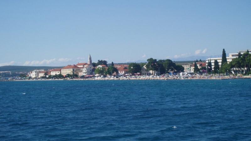 Biograd na Moru Chorvatsko