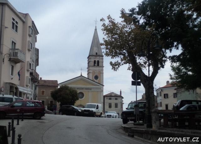 Buje 2 - Chorvatsko autem