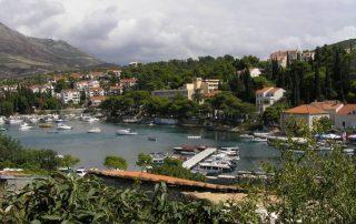 Cavtat Chorvatsko