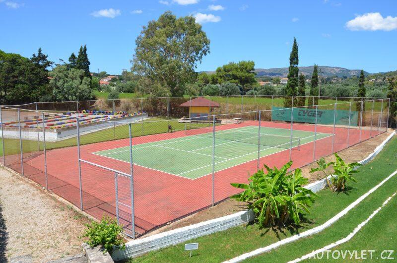 Cephalonia Palace hotel - tenis