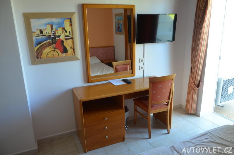 Cephalonia Palace hotel - tv