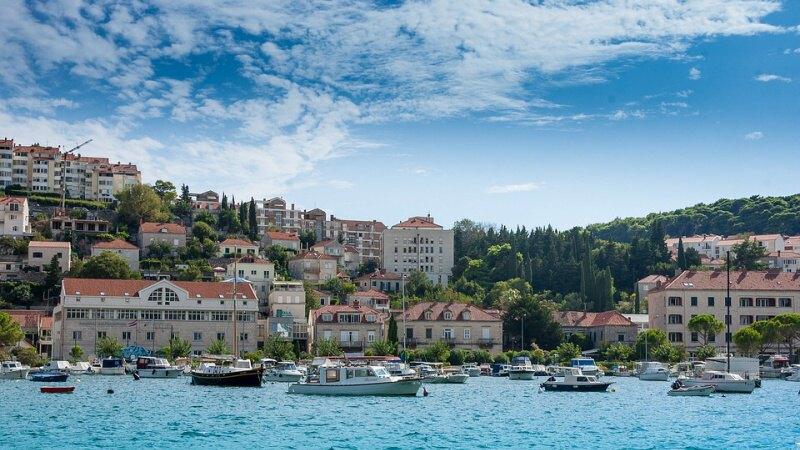 Dubrovník v Chorvatsku