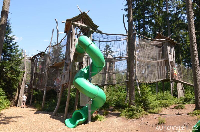 Království lesa - Lipno nad Vltavou 3