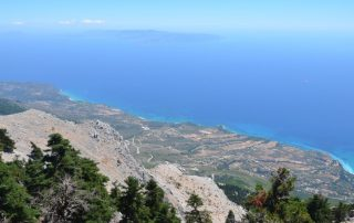 Mount Ainos Kefalonia