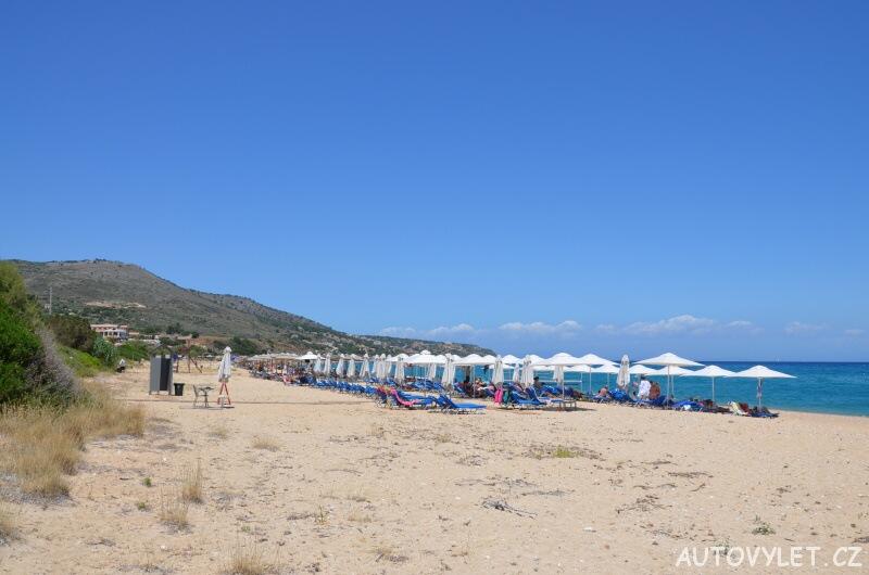 Pláž Skala - Kefalonia Řecko