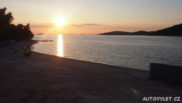 Pláž Varos Ražanj Chorvatsko